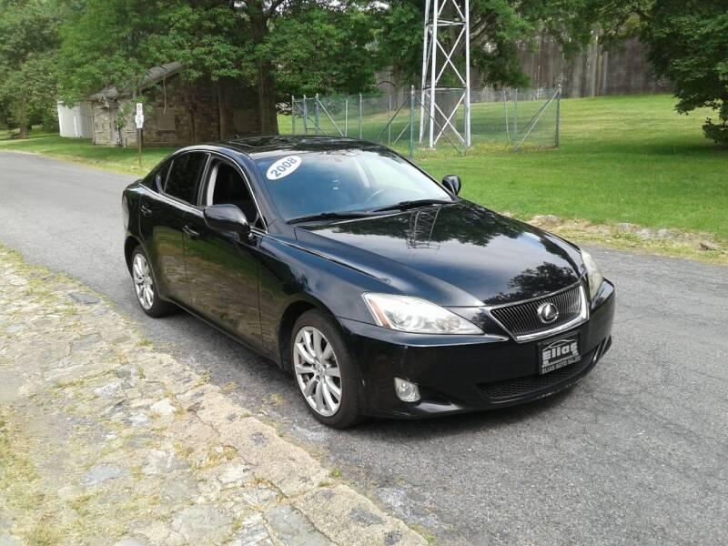 2008 Lexus IS 250 for sale at ELIAS AUTO SALES in Allentown PA