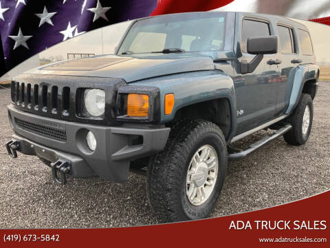 2007 HUMMER H3 for sale at Ada Truck Sales in Ada OH