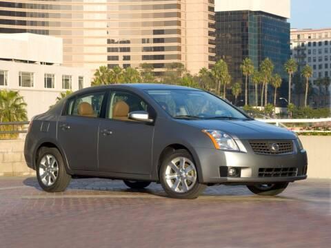 2008 Nissan Sentra for sale at Sundance Chevrolet in Grand Ledge MI