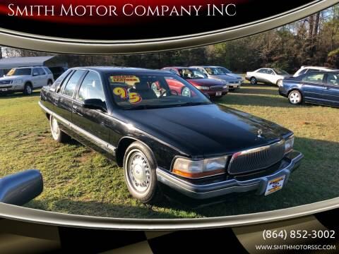 1995 Buick Roadmaster for sale at Smith Motor Company INC in Mc Cormick SC