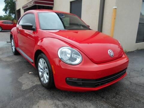 2014 Volkswagen Beetle for sale at AutoStar Norcross in Norcross GA