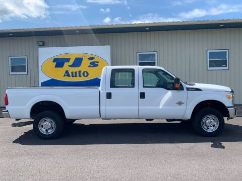 2015 Ford F-350 Super Duty for sale at TJ's Auto in Wisconsin Rapids WI