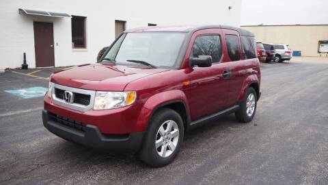2010 Honda Element for sale at Grand Financial Inc in Solon OH
