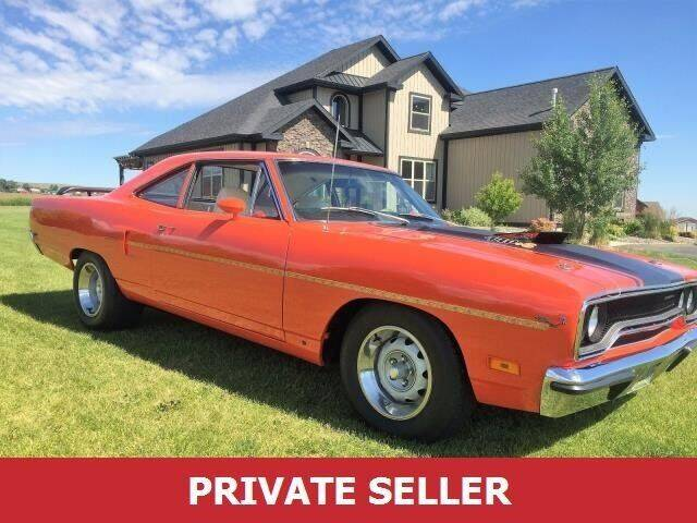 1970 Plymouth Roadrunner for sale at US 24 Auto Group in Redford MI