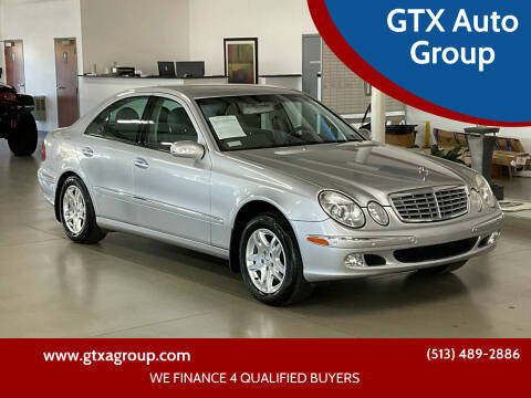 2004 Mercedes-Benz E-Class for sale at UNCARRO in West Chester OH