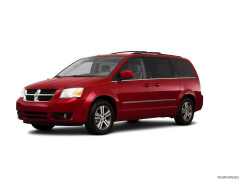 2010 Dodge Grand Caravan for sale at John Greene Chrysler Dodge Jeep Ram in Morganton NC