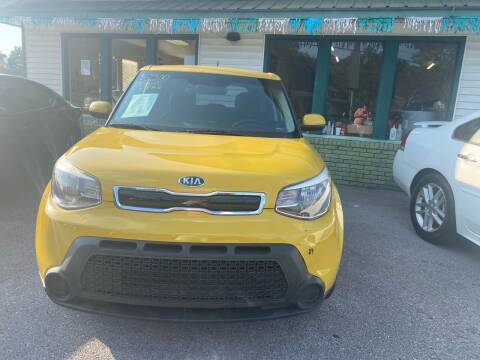 2015 Kia Soul for sale at Morristown Auto Sales in Morristown TN