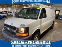 2011 Chevrolet Express Cargo for sale at Hamilton Avenue Auto Sales in Brooklyn NY