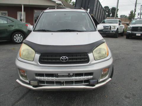 2002 Toyota RAV4 for sale at LOS PAISANOS AUTO & TRUCK SALES LLC in Doraville GA