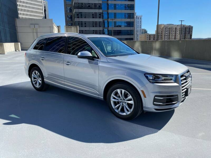 2017 Audi Q7 for sale at Motor Co in Atlanta GA