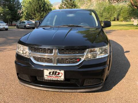 2012 Dodge Journey for sale at DRIVE N BUY AUTO SALES in Ogden UT
