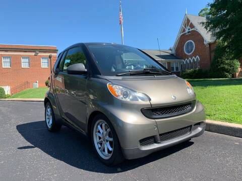 2009 Smart fortwo for sale at Automax of Eden in Eden NC