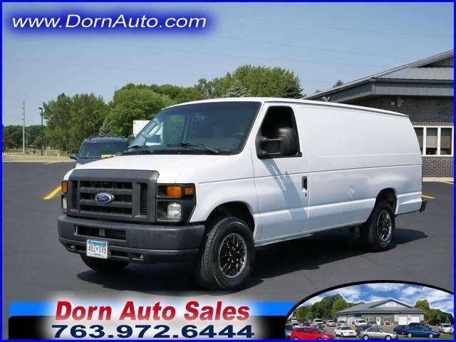 2014 Ford E-Series Cargo for sale at Jim Dorn Auto Sales in Delano MN
