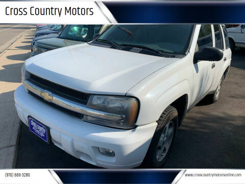 2005 Chevrolet TrailBlazer for sale at Cross Country Motors in Loveland CO