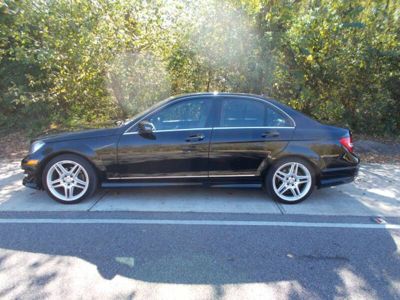 2014 Mercedes-Benz C-Class for sale at A & P Automotive in Montgomery AL
