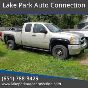 2007 Chevrolet Silverado 2500HD for sale at Lake Park Auto Connection in Lake Park MN