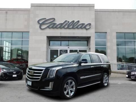 2018 Cadillac Escalade for sale at Radley Cadillac in Fredericksburg VA