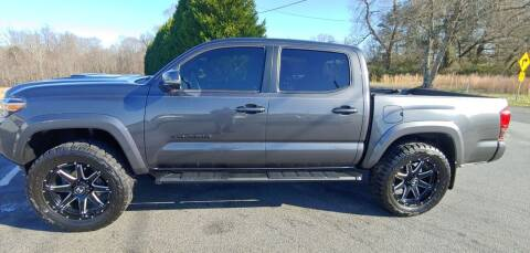 2018 Toyota Tacoma for sale at R & D Auto Sales Inc. in Lexington NC