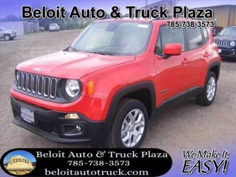 2018 Jeep Renegade for sale at BELOIT AUTO & TRUCK PLAZA INC in Beloit KS