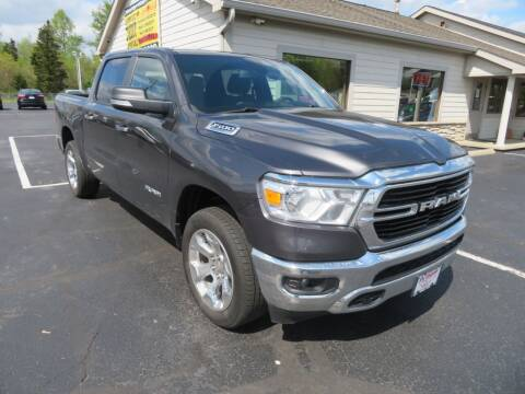 2019 RAM Ram Pickup 1500 for sale at Tri-County Pre-Owned Superstore in Reynoldsburg OH