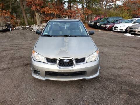 2007 Subaru Impreza for sale at 1st Priority Autos in Middleborough MA