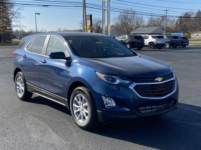 2021 Chevrolet Equinox for sale in Ithaca, MI