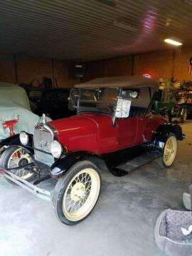 1926 Ford Other for sale at CarsBikesBoats.com in Round Mountain TX