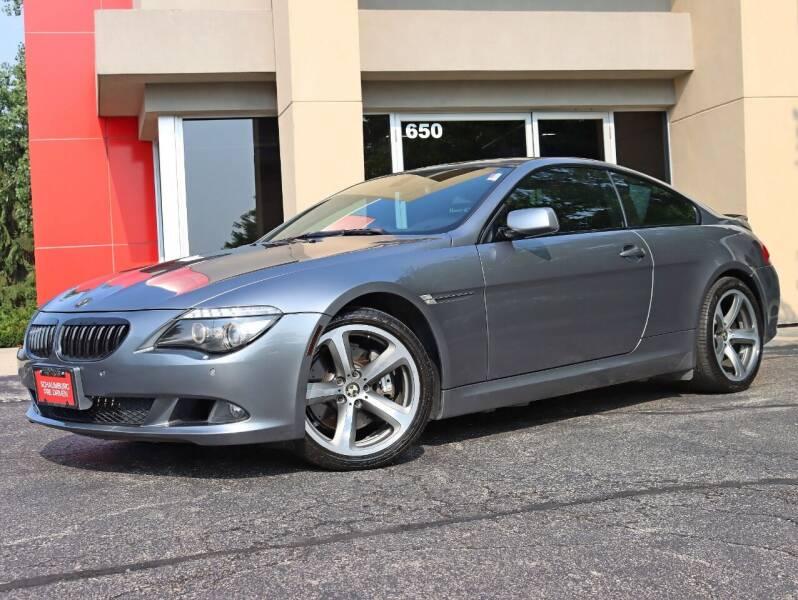 2009 BMW 6 Series for sale at Schaumburg Pre Driven in Schaumburg IL