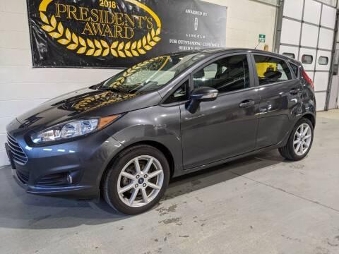 2019 Ford Fiesta for sale at LIDTKE MOTORS in Beaver Dam WI