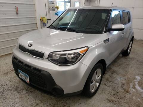 2014 Kia Soul for sale at Jem Auto Sales in Anoka MN