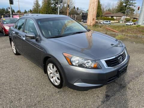 2010 Honda Accord for sale at KARMA AUTO SALES in Federal Way WA