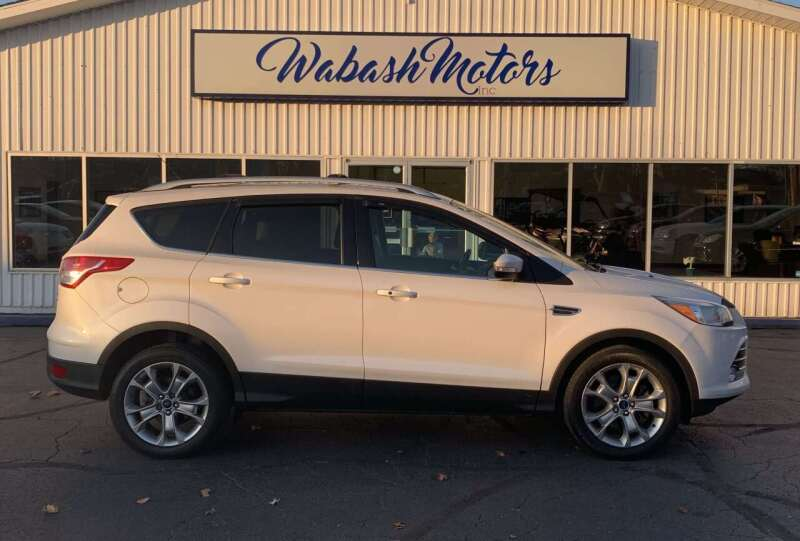 2014 Ford Escape for sale at Wabash Motors in Terre Haute IN