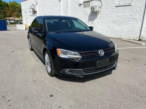 2013 Volkswagen Jetta for sale at Consumer Auto Credit in Tampa FL