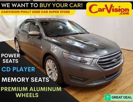 2019 Ford Taurus for sale at Car Vision Mitsubishi Norristown - Car Vision Philly Used Car SuperStore in Philadelphia PA