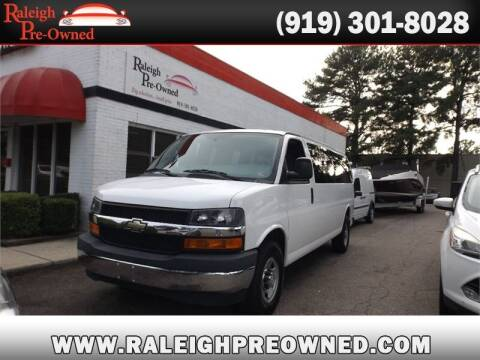 2017 Chevrolet Express Passenger for sale at Raleigh Pre-Owned in Raleigh NC