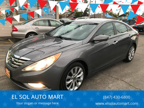 2012 Hyundai Sonata for sale at TOP YIN MOTORS in Mount Prospect IL
