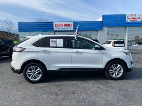 2015 Ford Edge for sale at Brian Jones Motorsports Inc in Danville VA