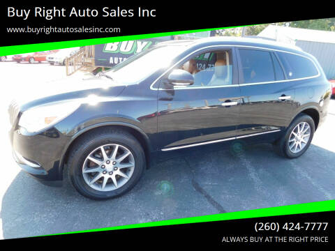 2013 Buick Enclave for sale at Buy Right Auto Sales Inc in Fort Wayne IN