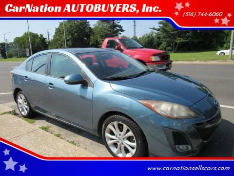 2011 Mazda MAZDA3 for sale at CarNation AUTOBUYERS, Inc. in Rockville Centre NY