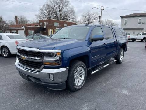2016 Chevrolet Silverado 1500 for sale at JC Auto Sales in Belleville IL