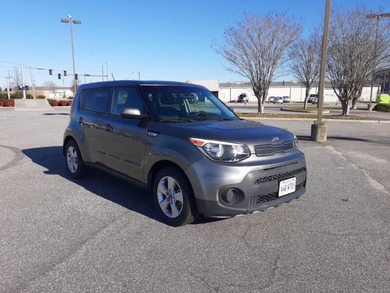 2017 Kia Soul for sale at A&R MOTORS in Portsmouth VA