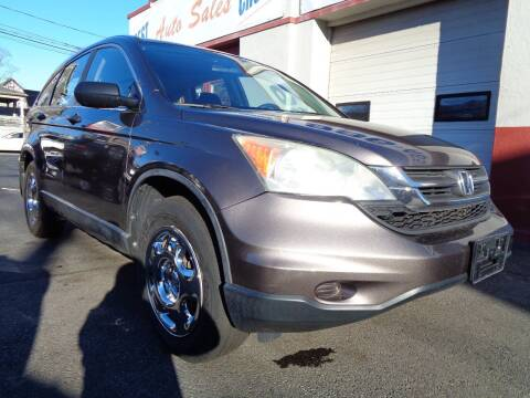 2010 Honda CR-V for sale at Best Choice Auto Sales Inc in New Bedford MA