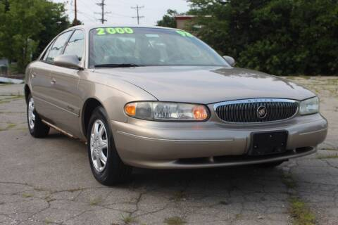 1998 Buick Century for sale at Square Business Automotive in Milwaukee WI