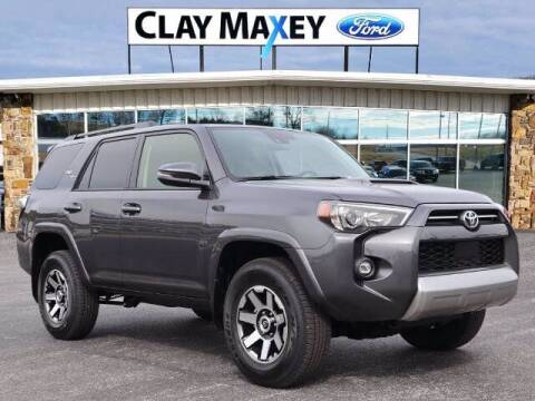 2021 Toyota 4Runner for sale at Clay Maxey Ford of Harrison in Harrison AR