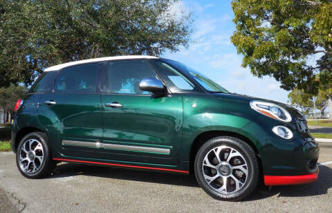 2014 FIAT 500L for sale at Performance Autos of Southwest Florida in Fort Myers FL