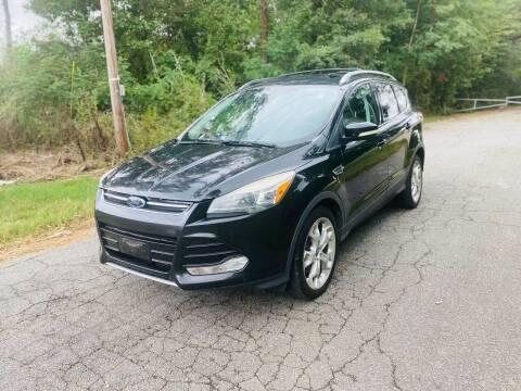 2013 Ford Escape for sale at Speed Auto Mall in Greensboro NC