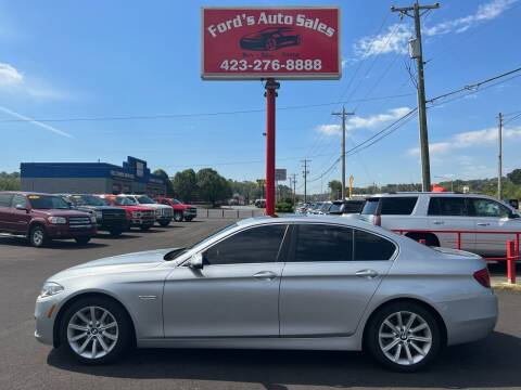 2014 BMW 5 Series for sale at Ford's Auto Sales in Kingsport TN