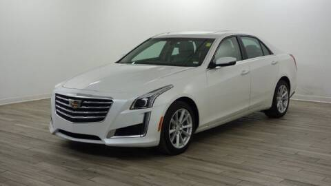 2018 Cadillac CTS for sale at TRAVERS GMT AUTO SALES - Traver GMT Auto Sales West in O Fallon MO