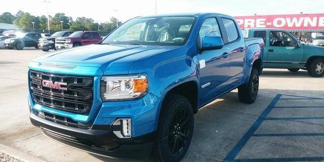2022 GMC Canyon for sale in Beaumont, TX
