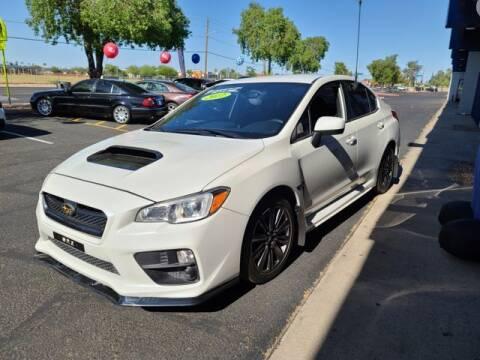 2017 Subaru WRX for sale at Pride Motorsports LLC in Phoenix AZ